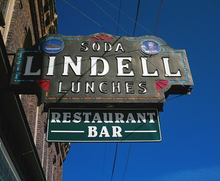 Lindells, Lake Linden August 2007
