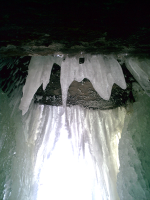 Eben Ice Caves, Photo 72, Copyright KimNixon