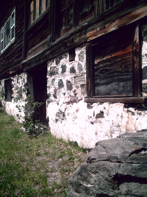 Michigamme Building I, photo copyright Kim Nixon