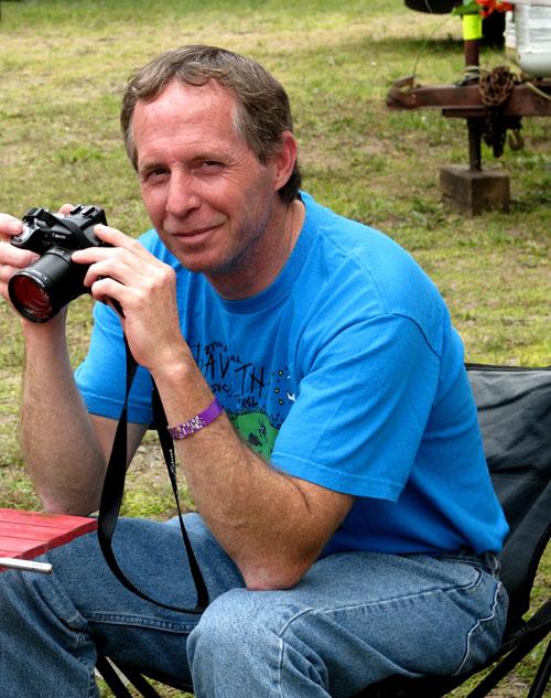 Magic Man with Camera at Hiawatha '08