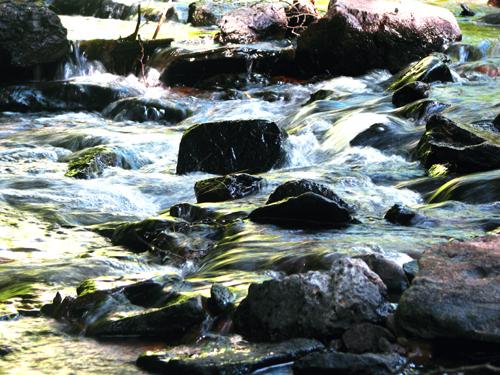 Silver Creek Falls, Copper Country, photo by Kim Nixon