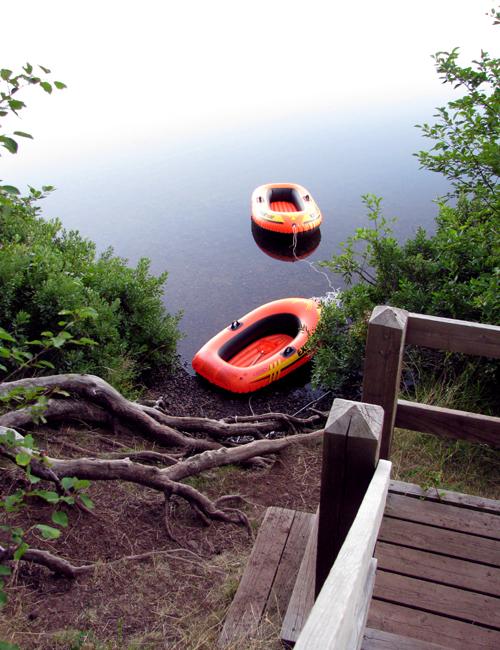 Two Boats, photo copyright Kim Nixon