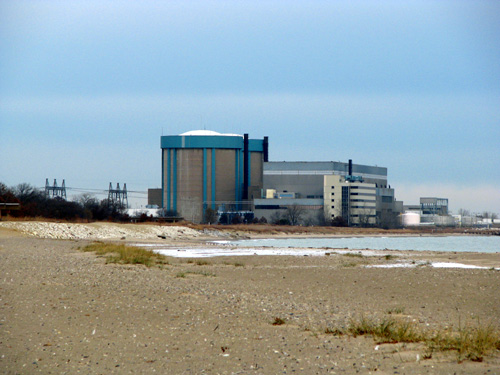 Zion Nuclear Power Station, Retired, photo copyright Kim Nixon