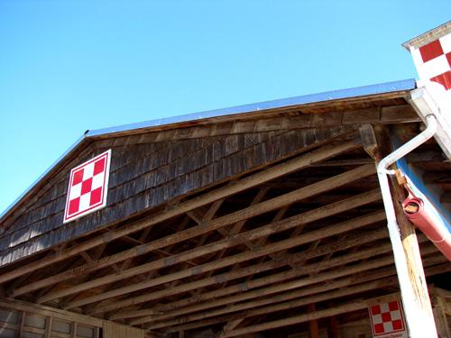 Trenary, Mill Rafters, photo copyright Kim Nixon